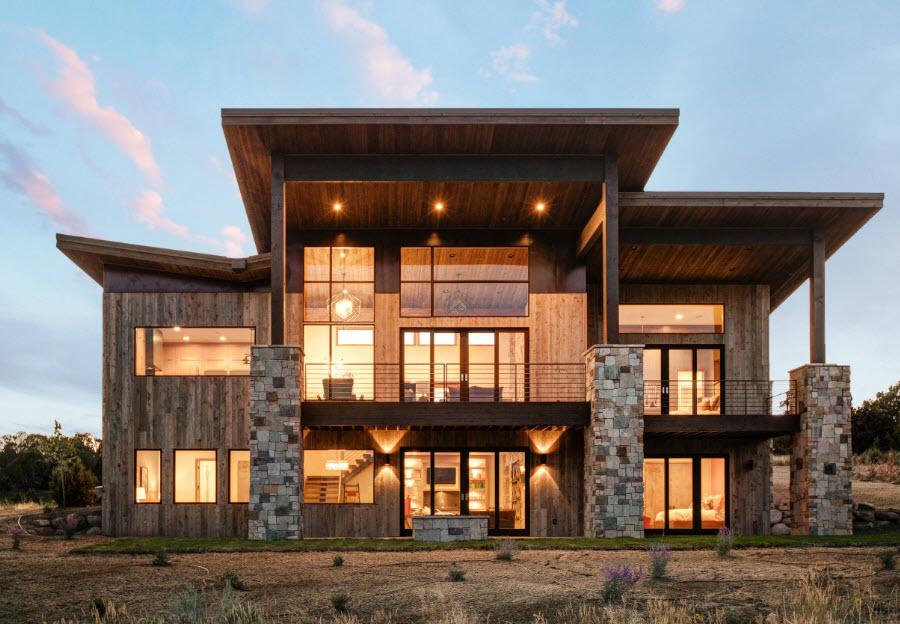 Заказать отделку фасада дома: какие виды выбрать?