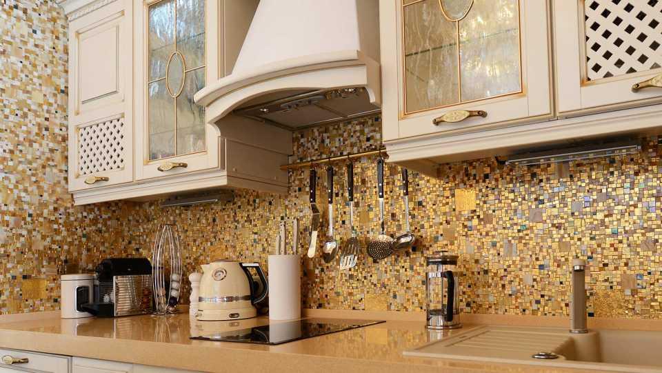 Как выбрать мозаику для дома