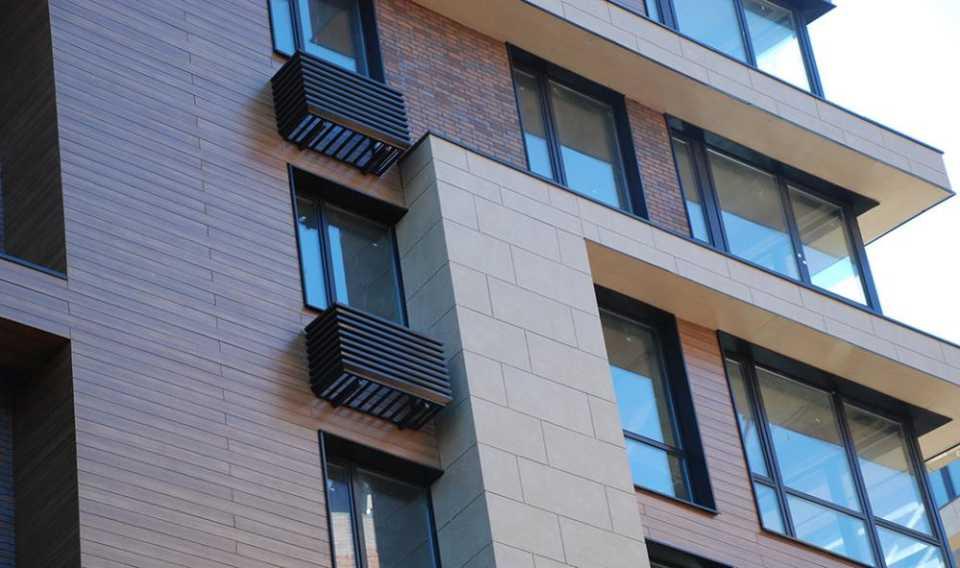 Современные представления об облицовке зданий
