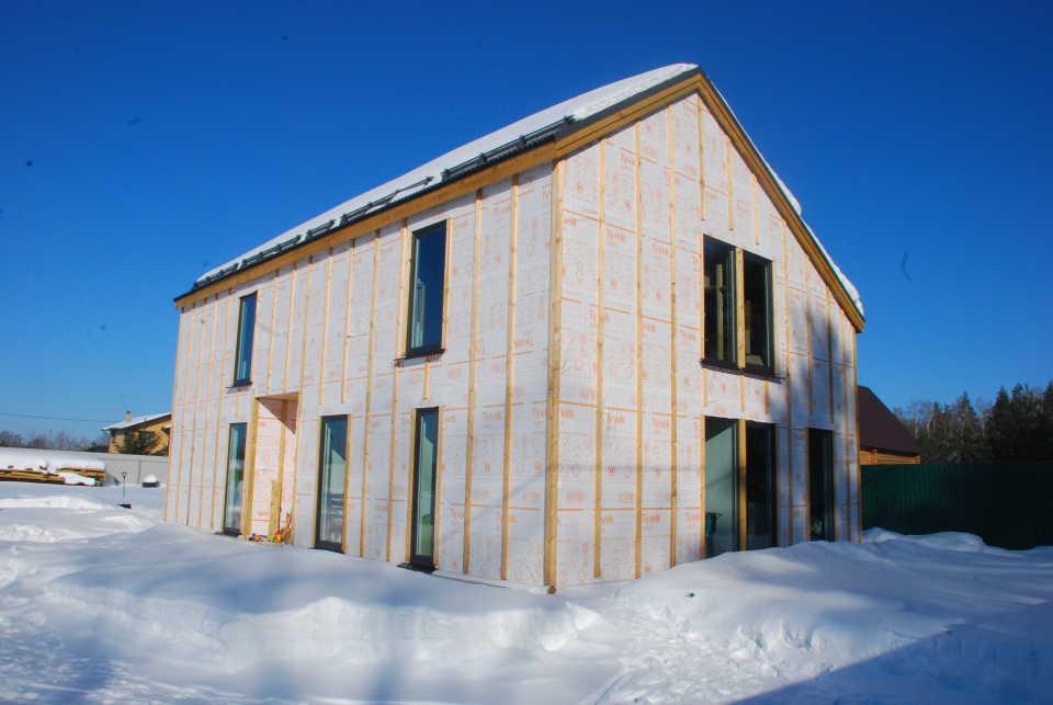 История одной стройки: дом по цене 1-комн. квартиры