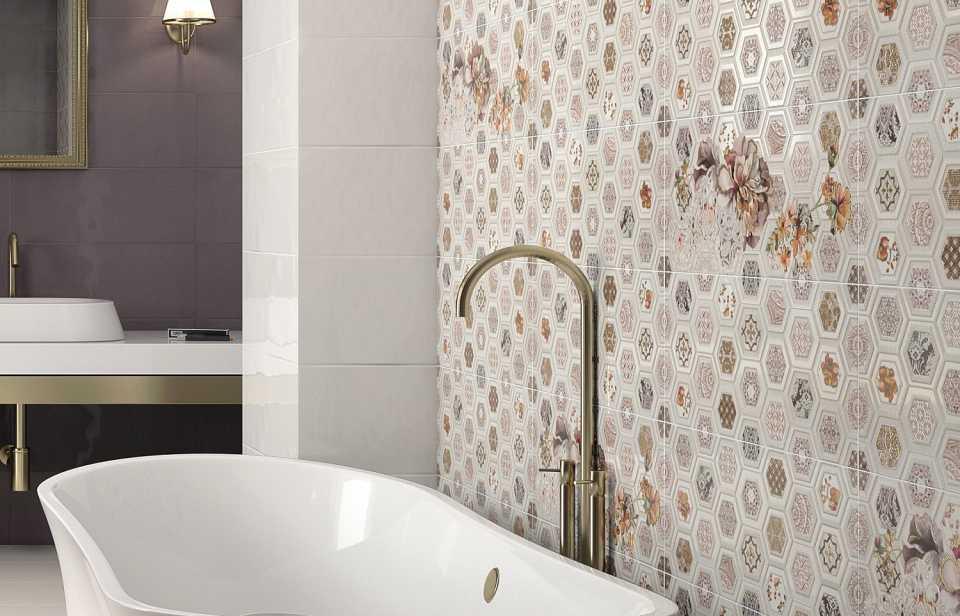 Плитка для ванной Unicer Glam, Испания