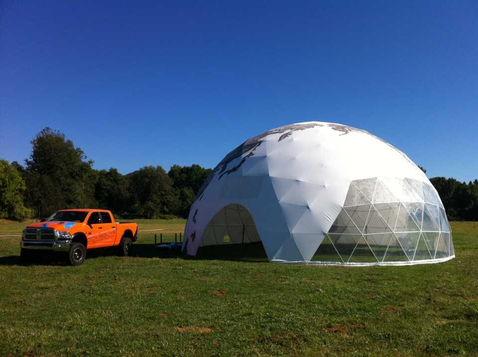 От чего зависит стоимость геодезического купола