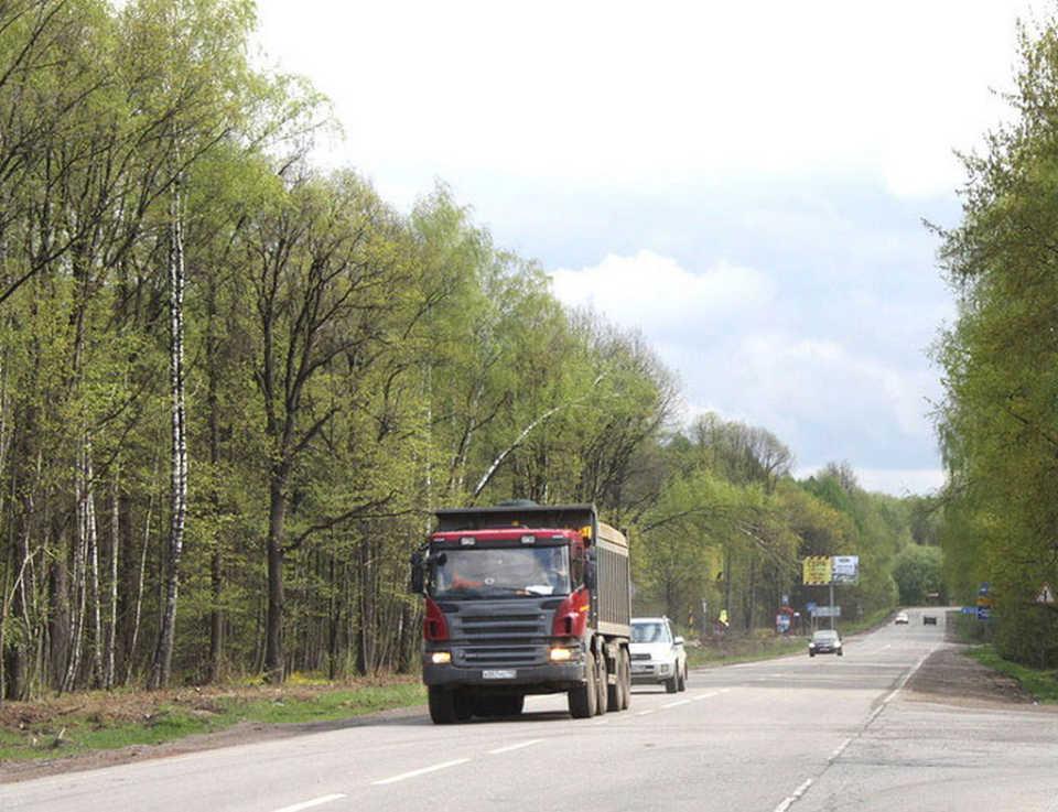 Расторгуевское шоссе