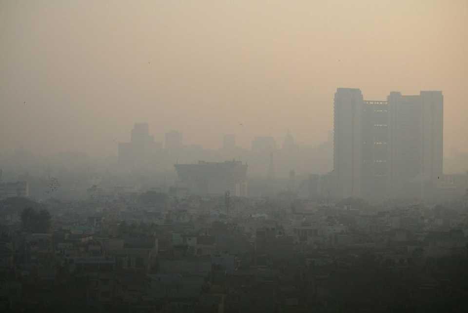 Грязный воздух убивает 7 миллионов человек в год