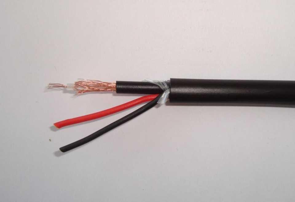 КВК кабель для видеонаблюдения можно купить по невысокой цене