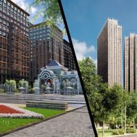 Сравнение ЖК «Пресня Сити» и ЖК «Царская площадь»: часть 2