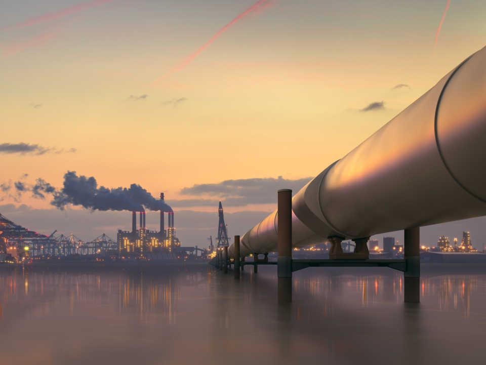 Saipem заключила контракт на $ 1,3 млрд на строительство морских трубопроводов Ближнем Востоке