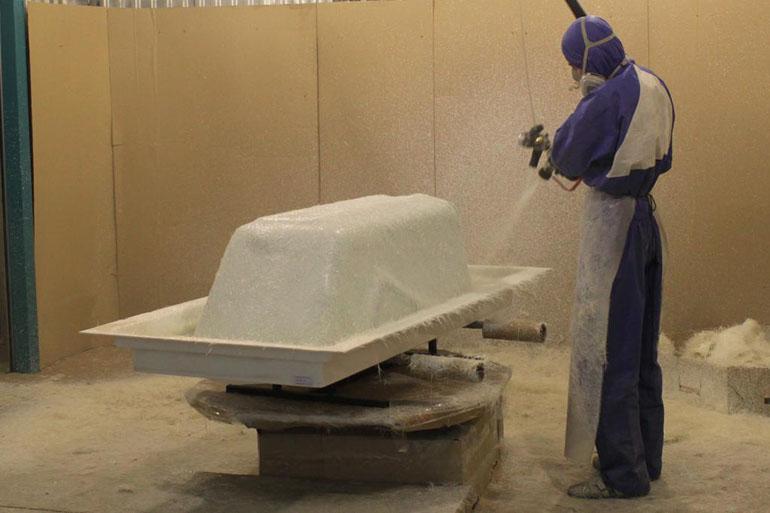 Производство акриловых ванн как удачная идея для организации бизнеса