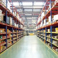 9 типов стеллажей для склада