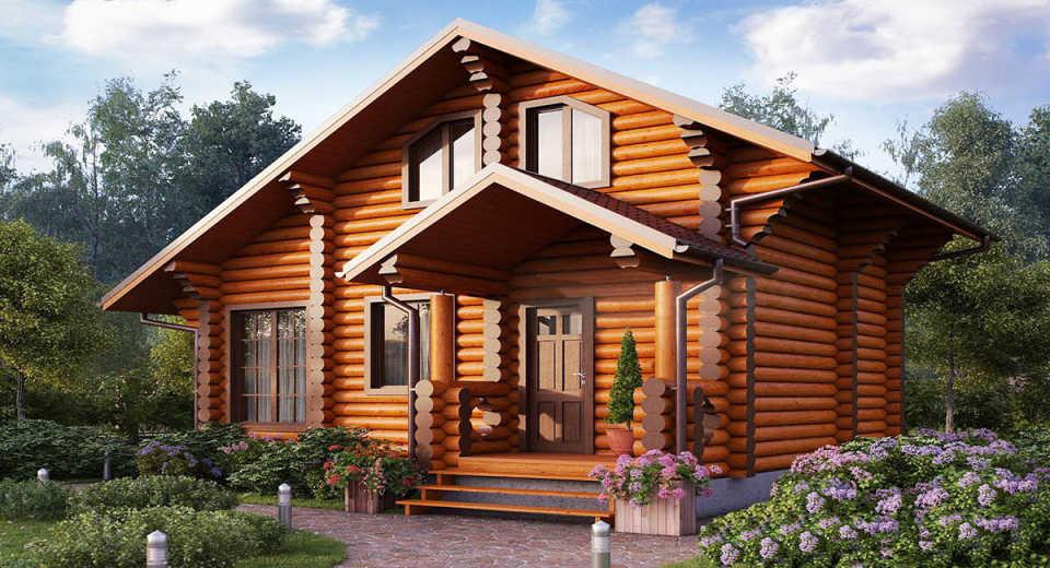 Преимущества и рекомендации при строительстве домов из оцилиндрованного бревна