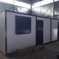 Строительство модульных домов в компании «ЮгБлок Крым»