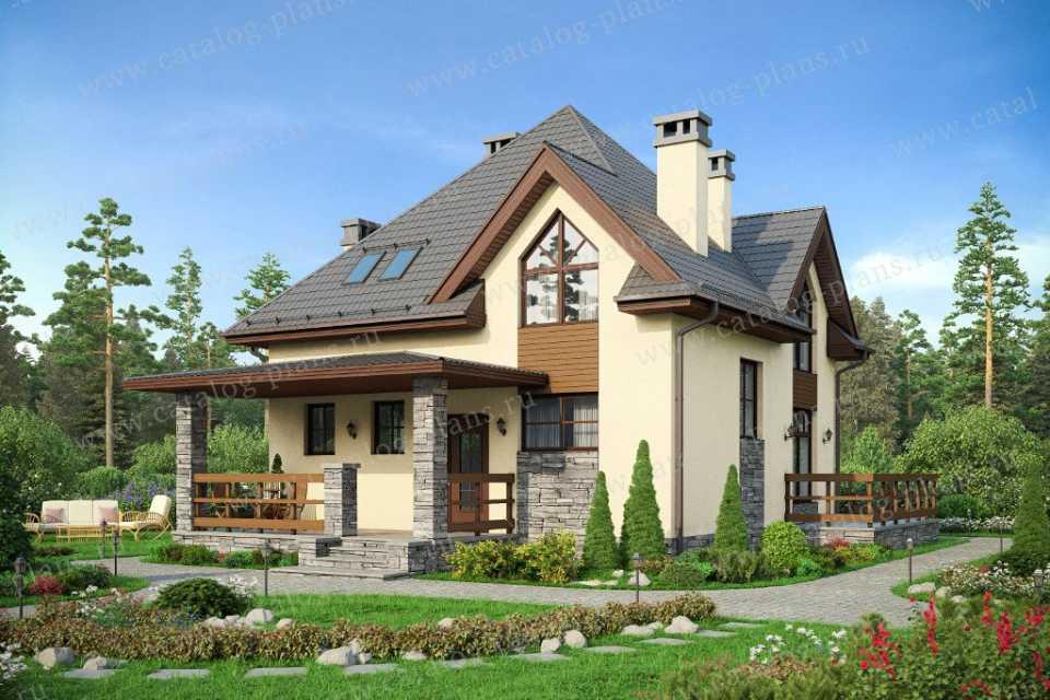 «Проекты коттеджей»: журнал и каталог проектов домов и коттеджей