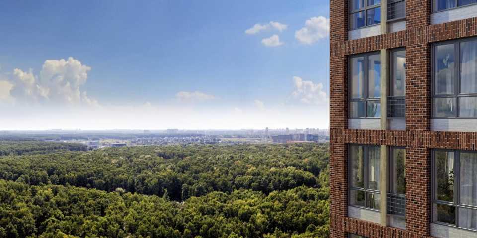 Апартаменты комфорт-класса в Citimix