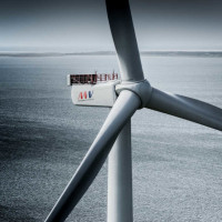 К 2020 году Мицубиси наладит выпуск крупнейшей в мире морской ветротурбины