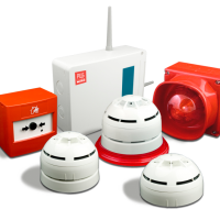Пожарная сигнализация: виды и принцип действия