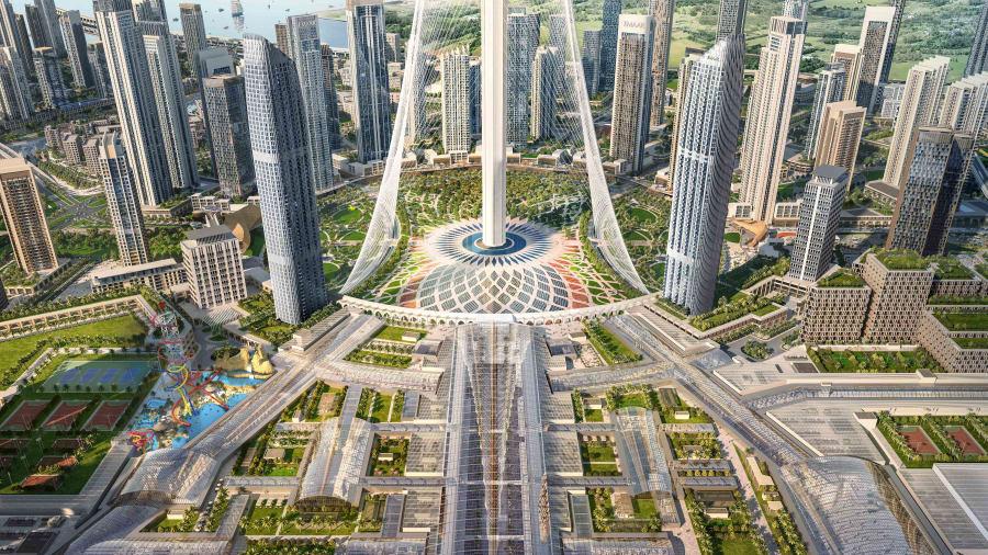 Всепобеждающая сила денег: в Дубае построят самый большой в мире торговый центр