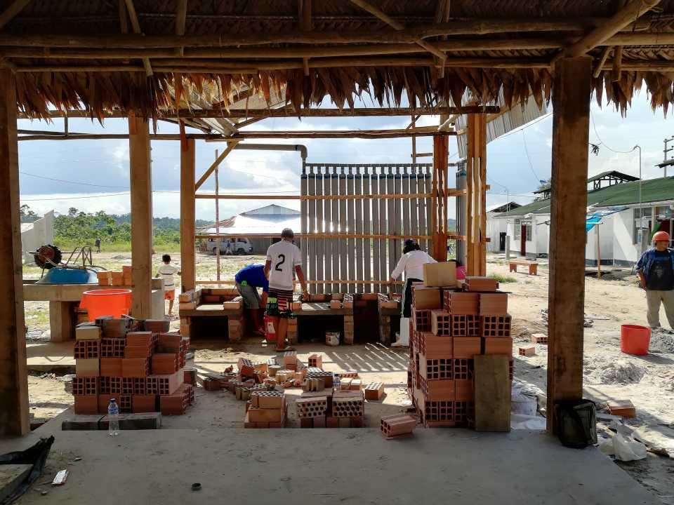 На Всемирном фестивале архитектуры новоучрежденная премия Water Research присуждена перуанской команде