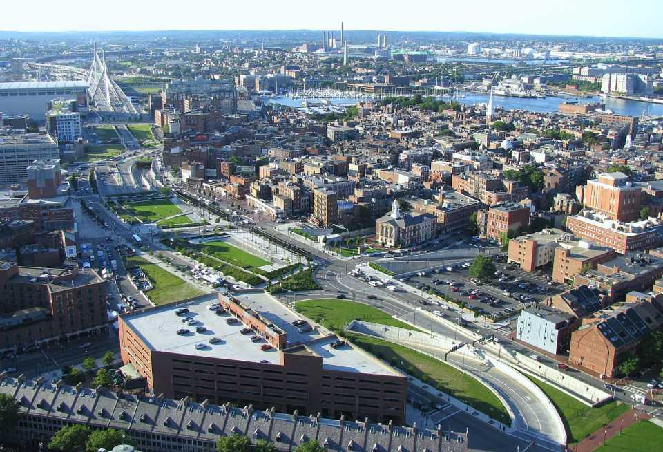 Большой Бостонский тоннель