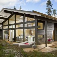 Как построить дом по финской технологии
