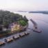 В Тайланде построен плавающий курорт по проекту Dersyn Studio