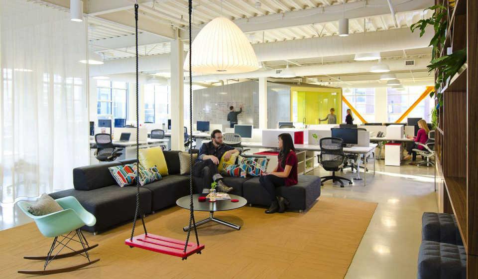 Рабочее место: как создать комфорт и повысить производительность?