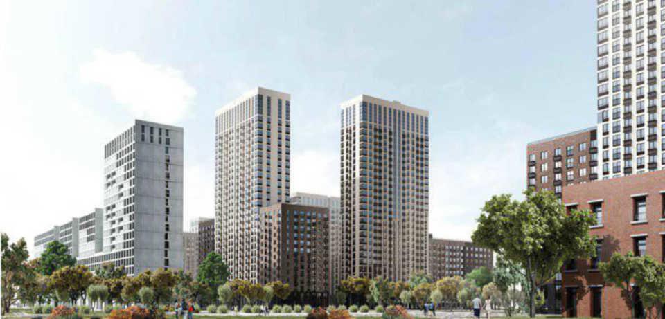 На юго- востоке столицы появится новый жилищный комплекс