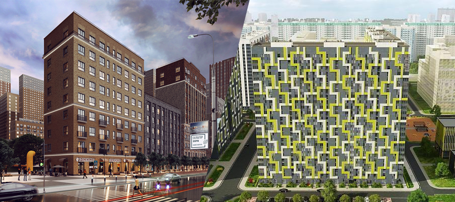 ЖК «Селигер Сити» и ЖК «Летний сад»: метро или шоссе?