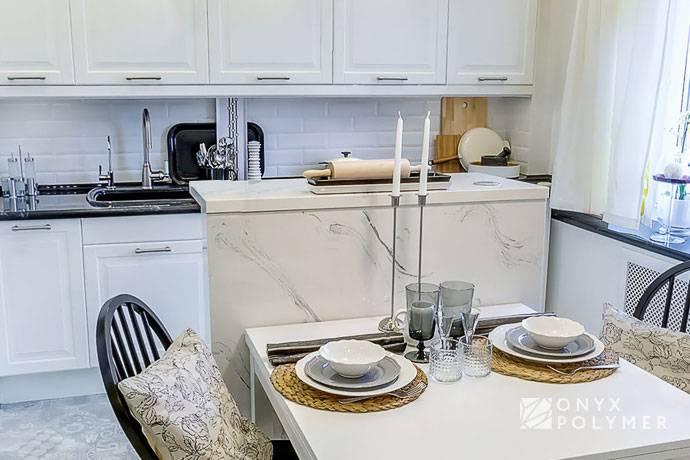 Как совместить кухню и гостинную? Вариант ремонта