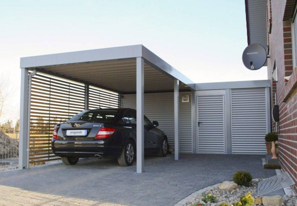 Как обустроить парковку для автомобиля на приусадебном участке