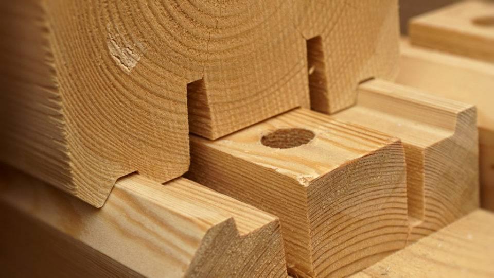 Профилированный брус. Стеновой материал для строительства комфортного и стильного коттеджа