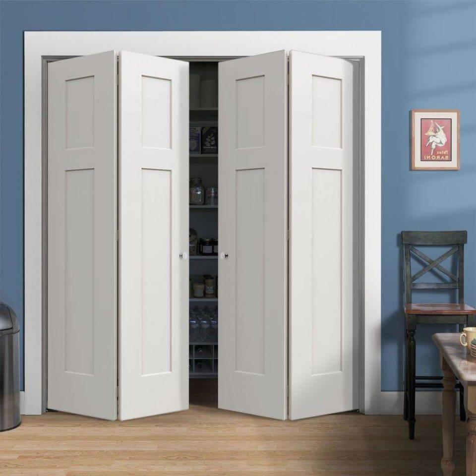 Грамотный подбор дверей-книжек