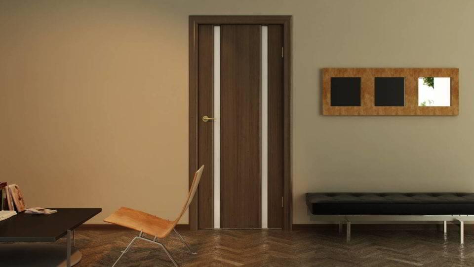 Шпонированные двери: виды, преимущества и особенности