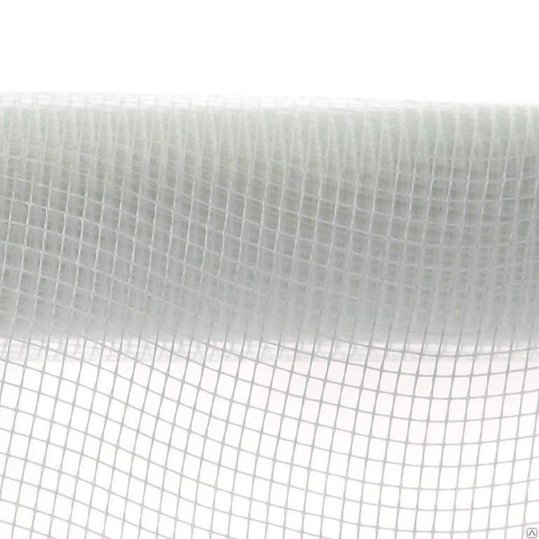 Стеклосетка стеклотканева