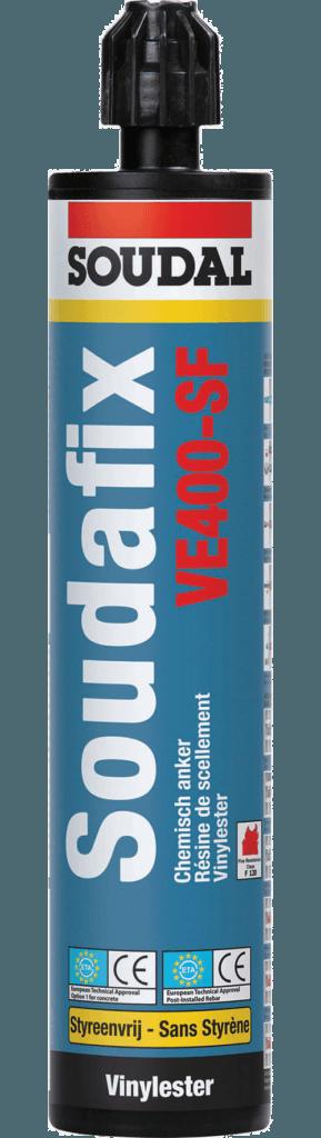 Химический анкер Soudafix VE400-SF