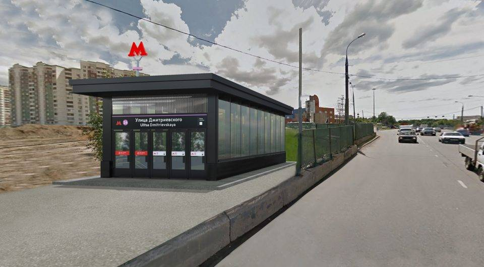 Утверждён проект планировки территории на востоке Москвы, включая объекты ТПУ «Улица Дмитриевского»