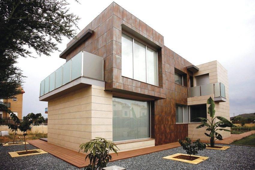 Вентилируемые фасады из керамогранита – долговечное решение для облицовки любой постройки