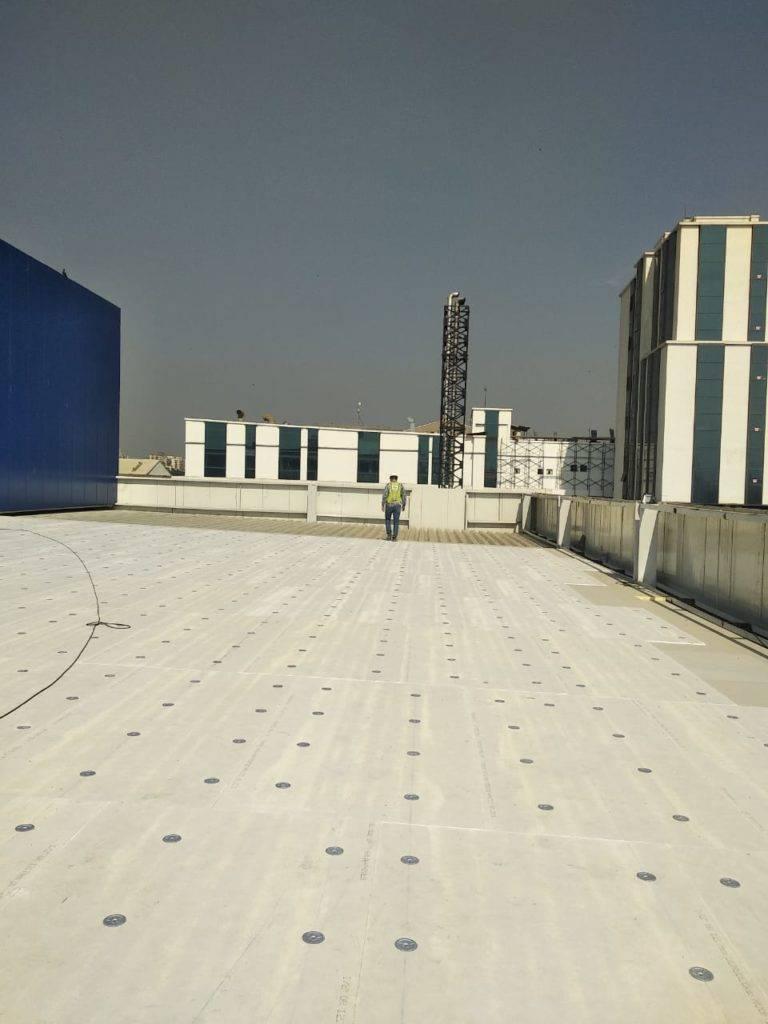 Компания ТЕХНОНИКОЛЬ поставила теплоизоляцию LOGICPIR в Мумбаи (Индия)