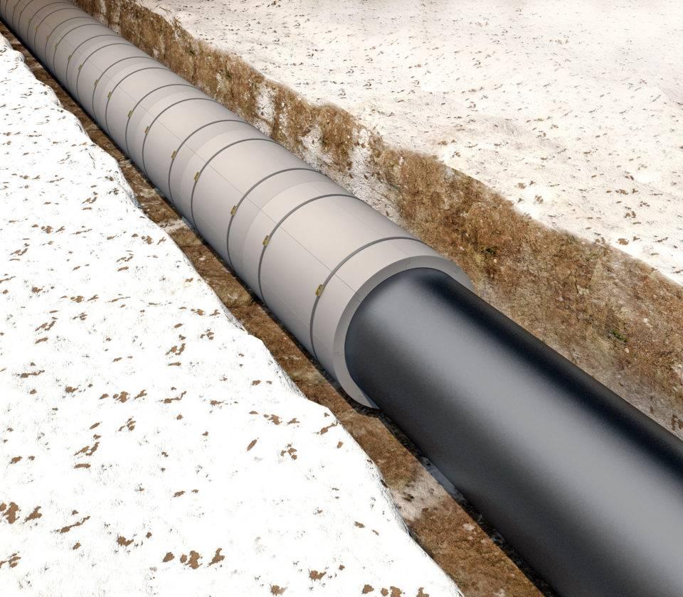 Корпорация ТЕХНОНИКОЛЬ запустила производство сегментов и полуцилиндров из XPS для теплоизоляции труб