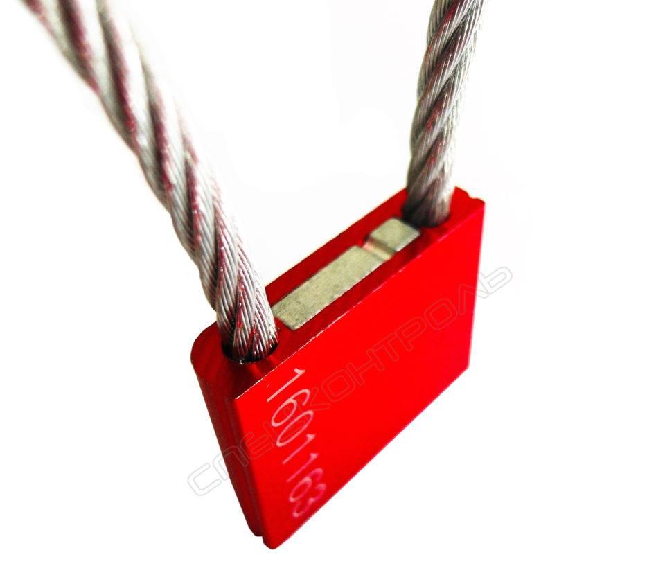 Тросовые пломбы - оптимальная защита имущества и контроль доступа к нему